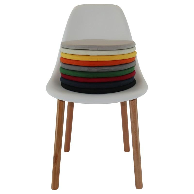 Coussin pour chaises for Coussin pour chaise dsw
